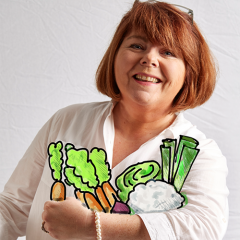 Gabi Vallenthin Food Expertin